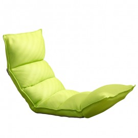 Sylia reclining floor chair in Mesh fabric