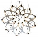 Chandelier Suspension design Bloom Ornametrica