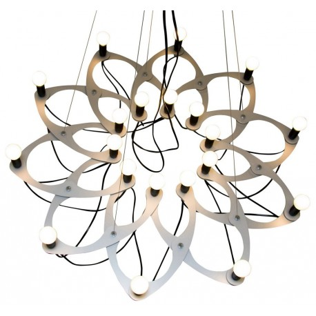 Chandelier Suspension design Ornametrica