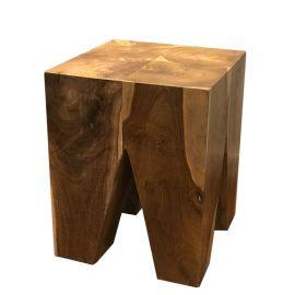 ST04 backenzahn design stool/side table in TEAK