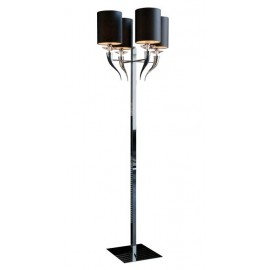 Loving arms floor lamp