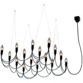 Lightness chandelier pendant lamp