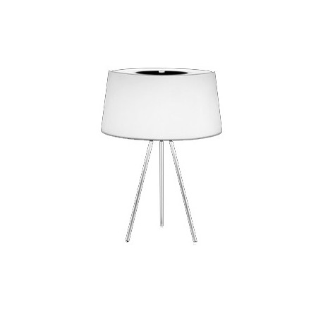 Lampe de table design Tripod