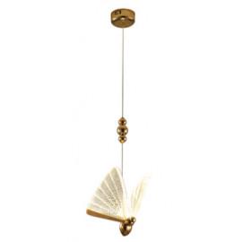 Acrylic Butterfly Pendant Lamp