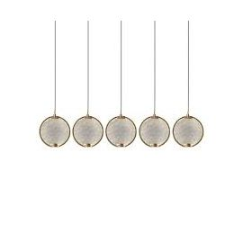 Suspension LED Horo 5 lampes
