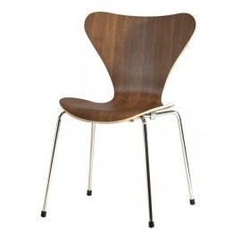 Chaise design Series 7