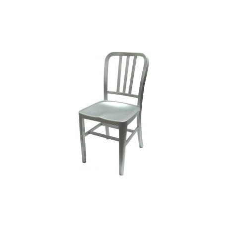 Chaise design Navy