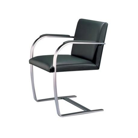 Chaise design Brno flat frame