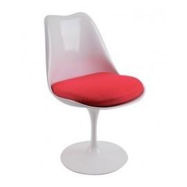 Chaise design Tulip en fibre de verre