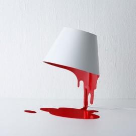 Lampe de table design Liquid