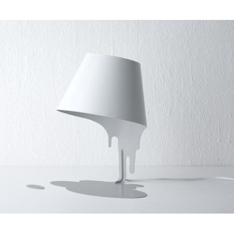 Lampe de table design Liquid