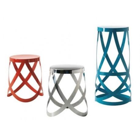 Chaise tabouret de bar design Ribbon