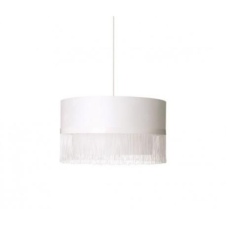 Fringe pendant lamp design