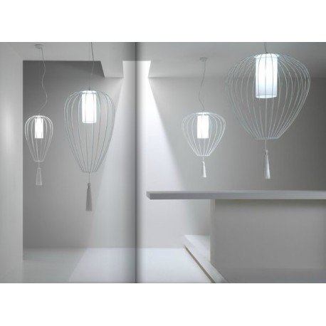 Cell pendant lamp
