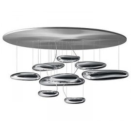 Mercury ceiling lamp design