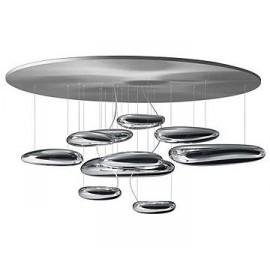 Mercury ceiling lamp design