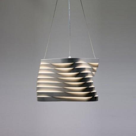 Boomerang pendant lamp