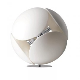 Bubble table lamp design
