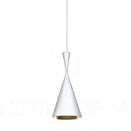 Beat pendant lamp white