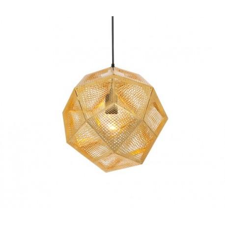 Etch design pendant lamp