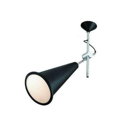 Cone design ceiling lamp