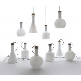 Lampe de table design Labware