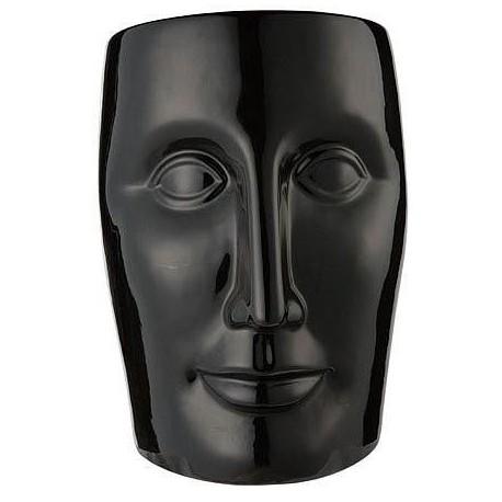 Tabouret design bonze en céramique