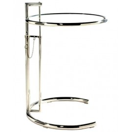 Table Réglable en hauteur Eileen Grey E1027