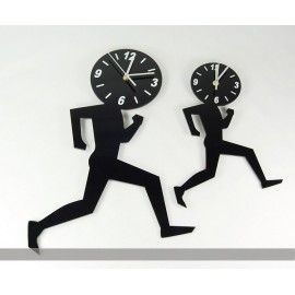 Horloge design Running Man
