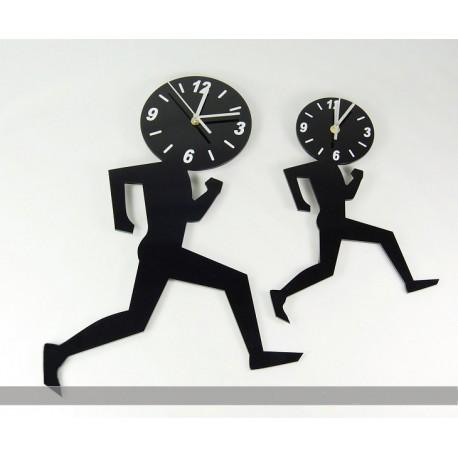 Horloge design Running Man