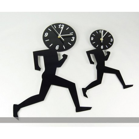 Running Man clock
