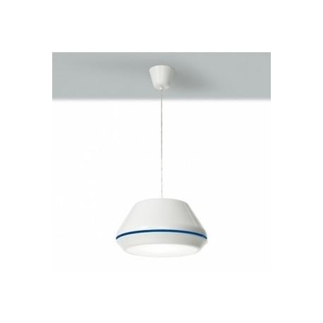 Spool pendant lamp