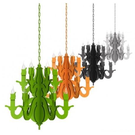 Night Watch chandelier