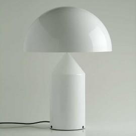 Lampe de table design Atollo 237 en verre