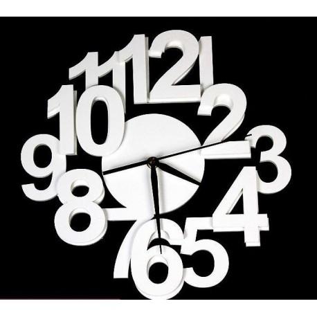 Horloge design Algo en acrylique