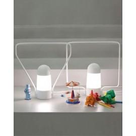Lampe de table / sol design Laterna