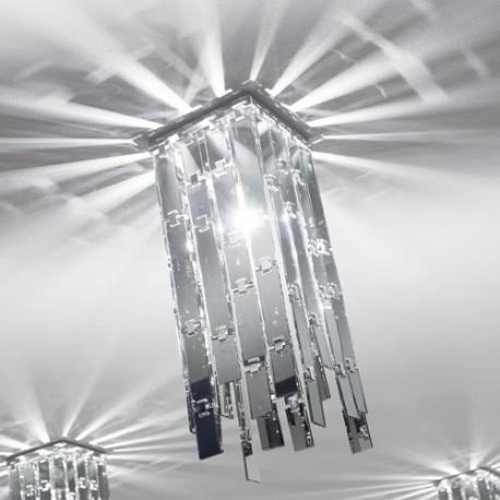 Plafonnier design glitter