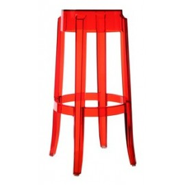 Charles Ghost stool 65cm