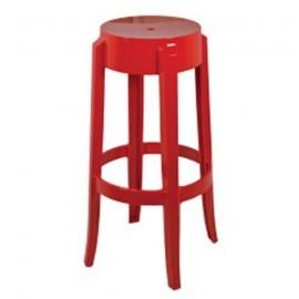 Charles Ghost stool 75cm
