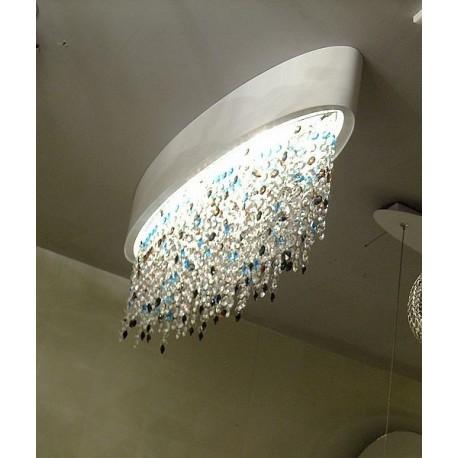 OLA ceiling lamp oval
