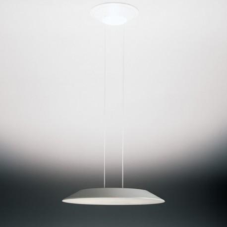 Float circle pendant lamp