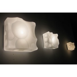 Stanley Cheese wall or ceiling lamp
