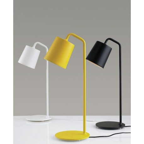Hide design table lamp