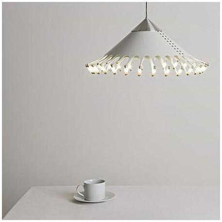 Suspension design shade LED