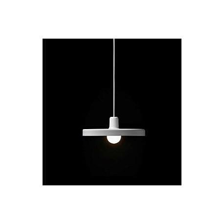 Disk pendant lamp