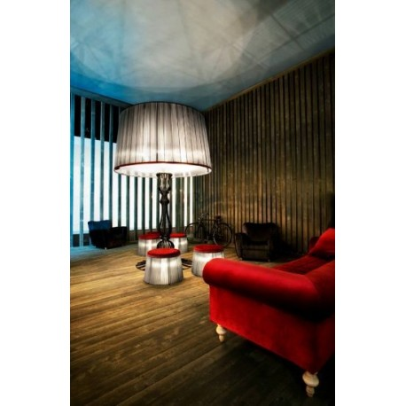 Lampadaire design Italamp Victor