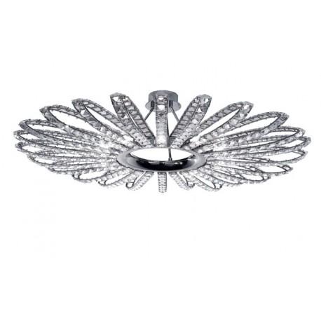 Pegasus crystal pendant lamp
