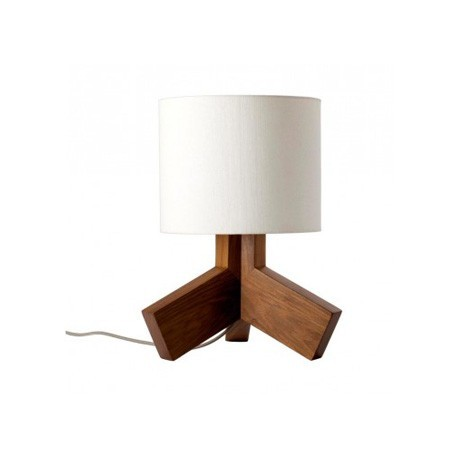 Rook table lamp