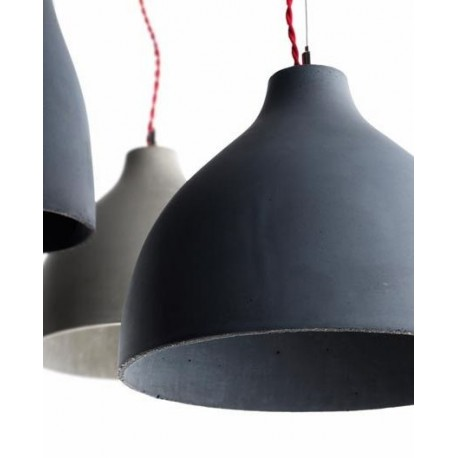 Heavy pendant lamp
