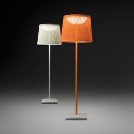 Wind floor lamp